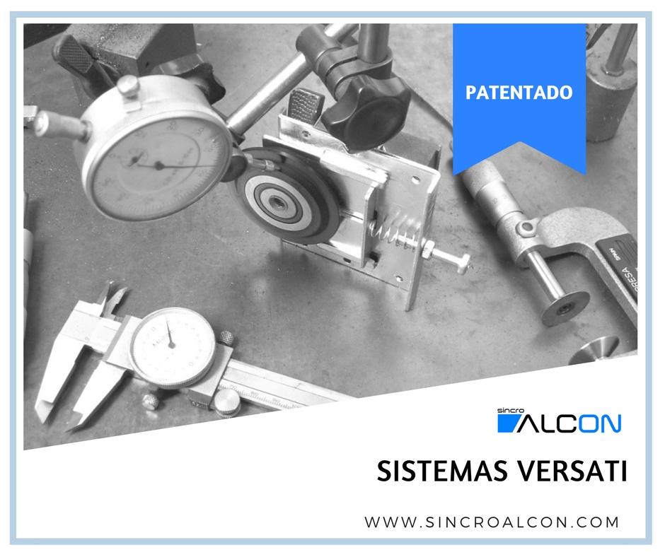 Sistemas Versati Sincroalcon
