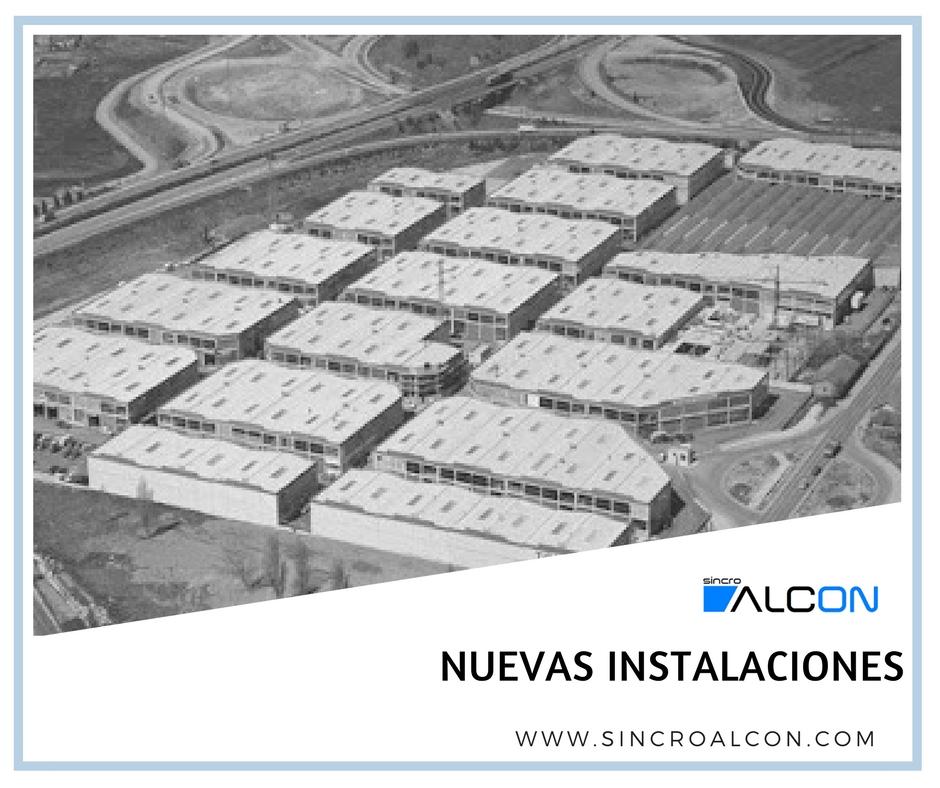 Nuevas Instalaciones Y Almacén SincroAlcon